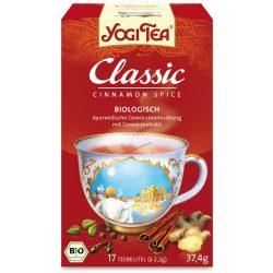 Yogi Bio Klasszikus Fahéjas Tea /410008/ 17 filter