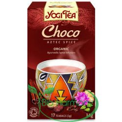 Yogi Bio Csokoládés /410308/ 17 filter