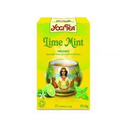 Yogi bio tea lime-menta 17x1,8g 31 g