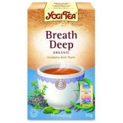 Yogi bio tea mély lélegzet 17x1,8g 31 g