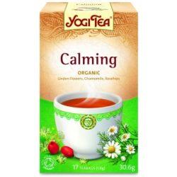 Yogi bio tea nyugtató 17x1,8g 31 g