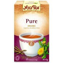 Yogi Bio Detox Méregtelenítő Tea /480708 17 filter