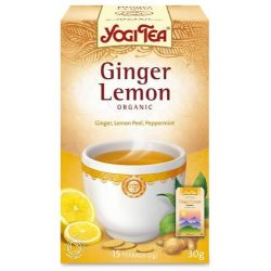 Yogi bio tea gyömbéres 17x1,8g 31 g
