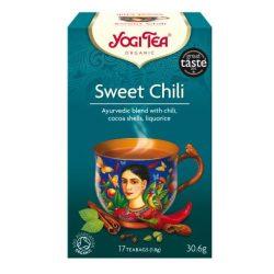 Yogi bio tea édes chili mexikói fűszeres 17x1,8g 31 g