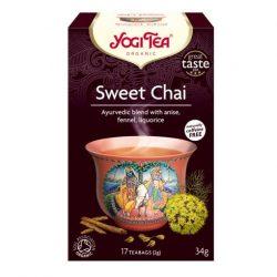 Yogi bio tea édes chai 17x2g 34 g