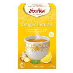 Yogi bio tea citromos gyömbér 17x1,8g 31 g