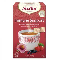 Yogi bio tea immunerősítő 17x2g 34 g
