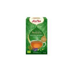 Yogi bio tea az érzékeknek nyugodt pillanat 20x2,1g 42 g