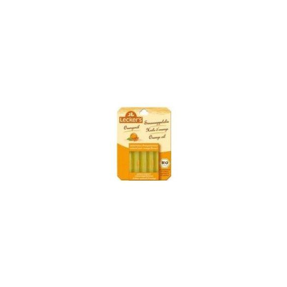Leckers bio narancsolaj /étkezési/4x2 ml 8 ml