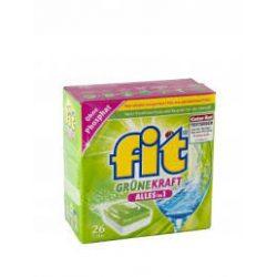 Grüne Kraft alles in 1 gépi mosogató tabletta 22 db