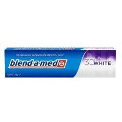 Blend-A-Med fogkrém tp 3 dimensional whiteness 100 ml