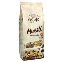 Bauck Hof bio gluténmentes müzli étcsokis 300 g