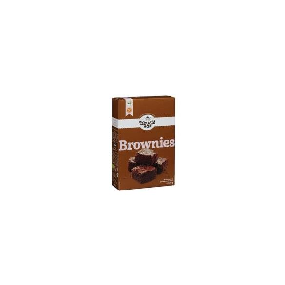 Bauck Hof bio gluténmentes brownie sütemény keverék 400 g