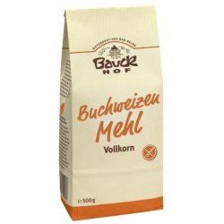 Bauck Hof bio gluténmentes hajdinaliszt teljes kiőrlésű 500 g
