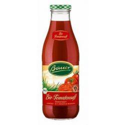 Bauer bio paradicsomlé 100% 980 ml