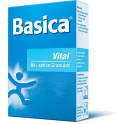 Basica vital bázikus granulátum 200 g