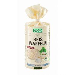 Byodo bio gluténmentes rizsszelet tengeri sóval 100 g