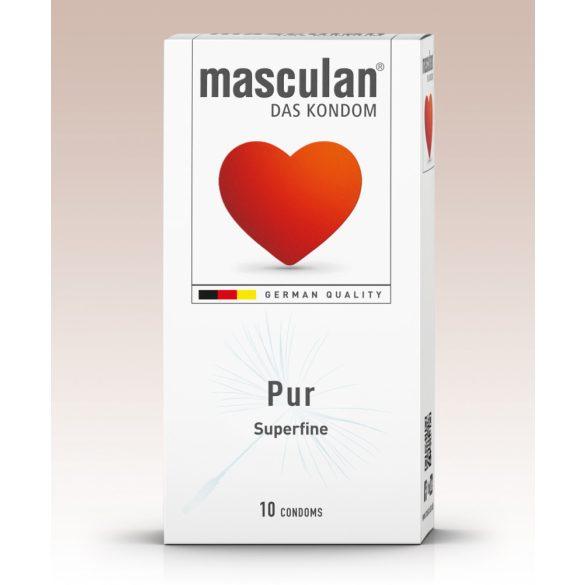 Masculan Óvszer Pur  10 db