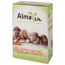 AlmaWin Általános mosópor koncentrátum - 36 mosásra levendulával 2 kg