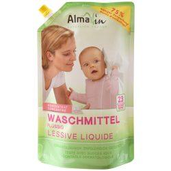 Almawin ecopack folyékony mosószer koncentrátum 23 mosásra 1500 ml