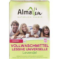 AlmaWin Általános mosópor koncentrátum - 82 mosásra levendulával 4,6 kg