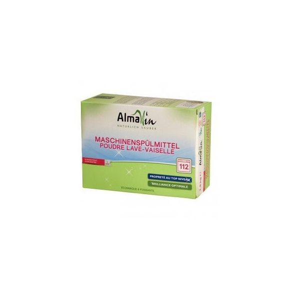 AlmaWin Gépi mosogatószer - 112 adag 2,8kg