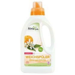 Almawin folyékony bio textilöblítőszer narancsvirág 750 ml