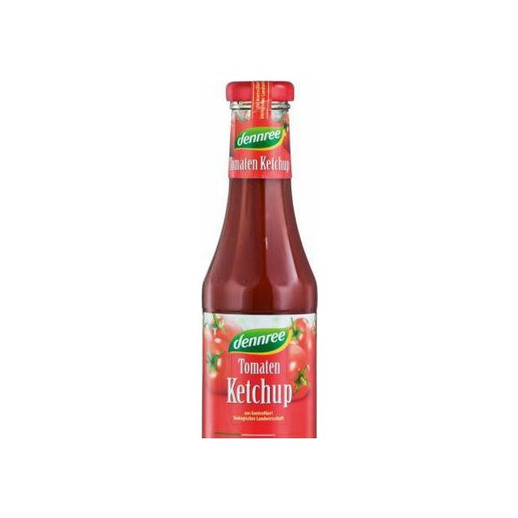 Dennree bio ketchup 500 ml