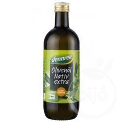 Dennree bio extra szűz oliva olaj 1000 ml