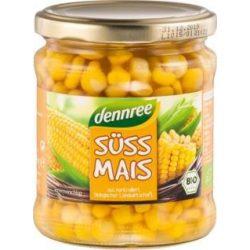Dennree bio kukorica 370 ml