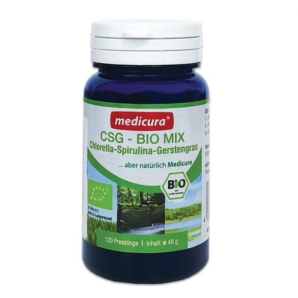 MEDICURA CSG-BIO MIX TABLETTA