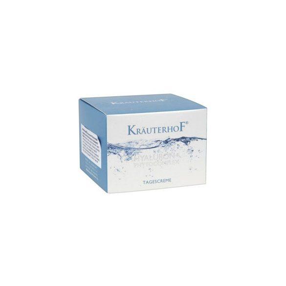 Krauterhof hyaluron-phytocomplex nappali krém 50 ml