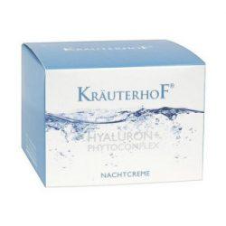 Krauterhof hyaluron-phytocomplex éjszakai krém 50 ml
