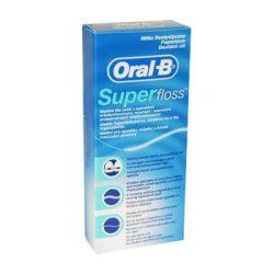 Oral-B fogselyem super floss 50 szál 1 db