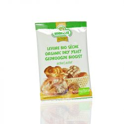 Biorganik bio sütőélesztő bioreal 9 g