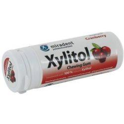 Xylitol rágógumi vörös áfonya 30 g