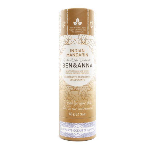 Ben&anna indiai mandarin natúr deo stift 60 g