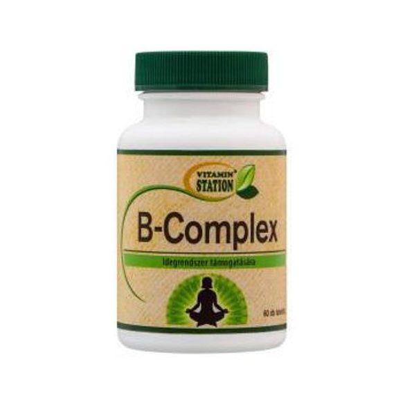 VITAMIN ST. B-COMPLEX TABLETTA 60 DB 60 db