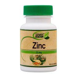 Vitamin Station zinc 100 db