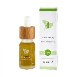 Plus One CBD oil 10% 10ml