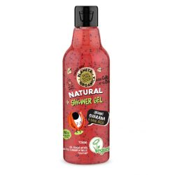 Planeta organica skin super good természetes tusfürdő bio guarana-val és bazsalikommaggal 250 ml