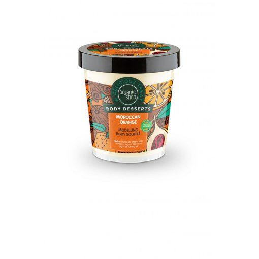 Organic Shop bio alakformáló szuflé moroccan orange 450 ml