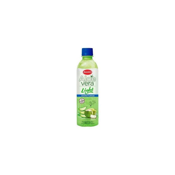 ALEO ALOE VERA ITAL LIGHT KÓKUSZ 500 ML 500 ml