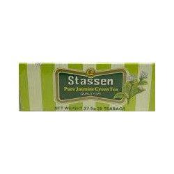Stassen zöld tea jázmin 25x1,5g 38 g