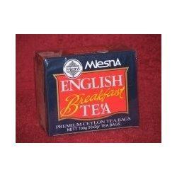 Mlesna english breakfast tea 50x2g 100 g