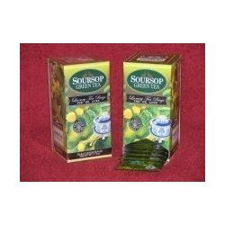 Mlesna soursop zöld tea 50x2g 50 db