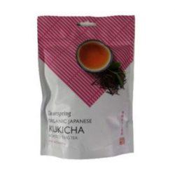 Clearspring bio kukicha pirított zöld tea 90 g