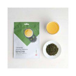 Clearspring bio sencha japán zöld tea 90 g