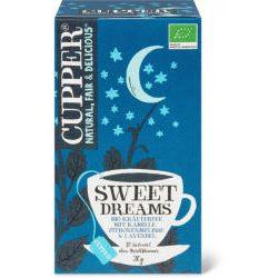 Cupper bio little dreamers nyugtató tea 20 db 30 g