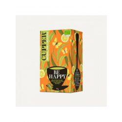 Cupper bio be happy frissítő tea 20 db 45 g
